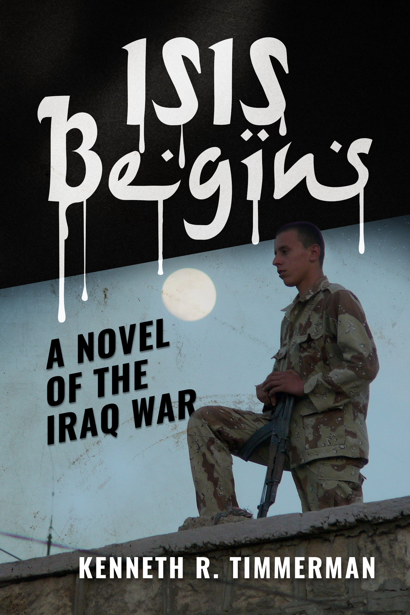 ISIS BEGINS: A Novel of the Iraq War